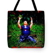 The First Casualty Of War Is Innocence Tote Bag