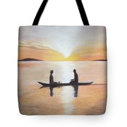 The First Date Tote Bag
