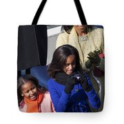 The First Family Tote Bag