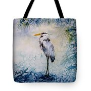The First Frost Tote Bag