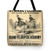 The First Gymnacyclidium Tote Bag