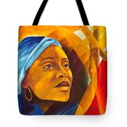 The First Mother Tote Bag