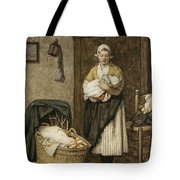 The Firstborn, 1875 Tote Bag