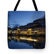 The Fish Market Tote Bag