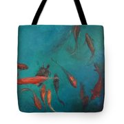 the Fish of Cabo Tote Bag