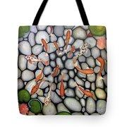 The Fish Pond Tote Bag