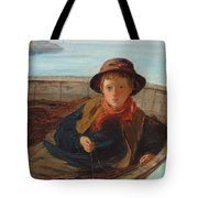 The Fisher Boy Tote Bag