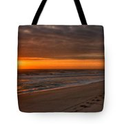 The Fisherman's Golden Hour Tote Bag