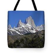 The Fitz Roy Range Tote Bag
