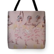 The Five Wise Virgins Tote Bag
