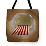 The Flag - Maryland State House Tote Bag