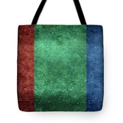 The Flag Of The Planet Mars Tote Bag