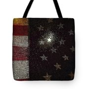 The Flag Was Still There Tote Bag