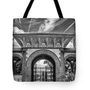 The Flagler College Entrance  Tote Bag
