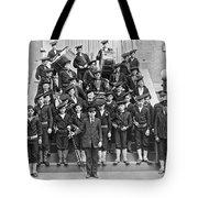 The Flatbush Boys' Club Band Tote Bag