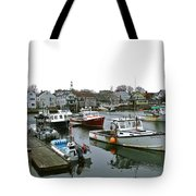 The Fleet Is Ready Tote Bag