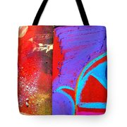 The Fleeting Past Tote Bag