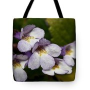 The Flower Of Orpheus Tote Bag