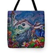 The Flower Peddler Tote Bag