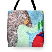 The Flower Pot Tote Bag
