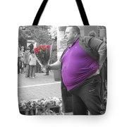 The Flower Seller  Tote Bag