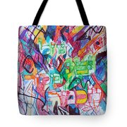 The Flowing River The Source Of Wisdom 1 Tote Bag