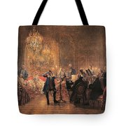 The Flute Concert Tote Bag