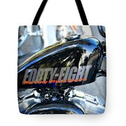 The Flying Forty Eight Tote Bag