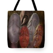The Following Tote Bag by Terry Fleckney