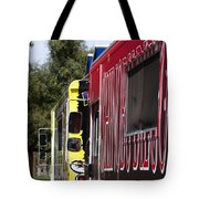 The Food Truck Tote Bag