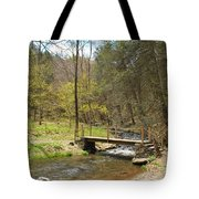 The Foot Bridge Tote Bag
