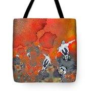 The Football Game Tote Bag