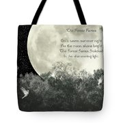 The Forest Fairies Tote Bag
