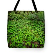 The Forest Floor Tote Bag