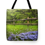 The Forest Is Calling Tote Bag