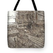 The Forge Dm 1 Tote Bag