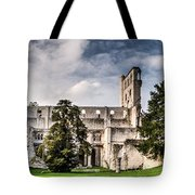 The Forgotten Abbey 2 Tote Bag