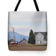 The Forgotten Home Tote Bag