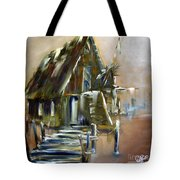 The Forgotten Shack Tote Bag