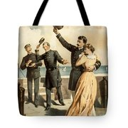 The Forst Is Mine Tote Bag