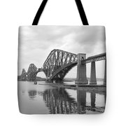 The Forth II Tote Bag by Mike McGlothlen