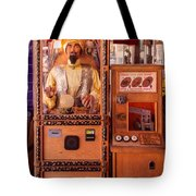 The Fortune Teller And Friend Tote Bag