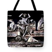 The Fountain Queen Tote Bag