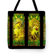 The Four Maidens... Tote Bag
