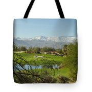 The Foursome Tote Bag