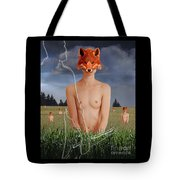 The Fox Finder Tote Bag