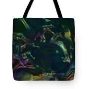 The Fractured Memory Of Holtzman Zine Tote Bag