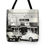 The Frame Gallery Tote Bag