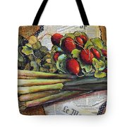 The French Cook Tote Bag