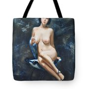 The French Model Tote Bag